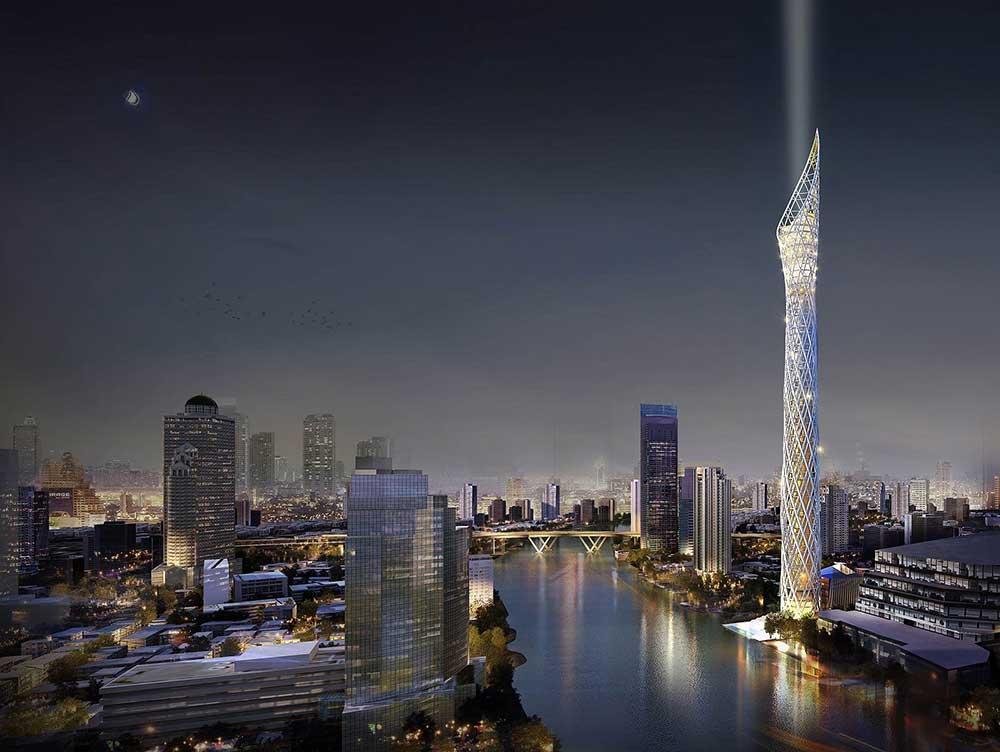Bangkok Observation Tower