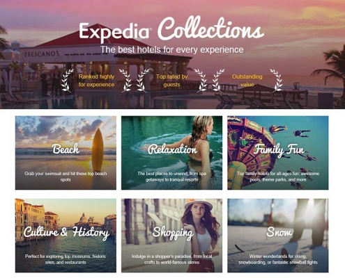 Expedia Collections