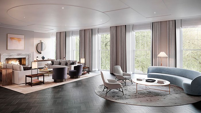 Four Seasons Private Residences London