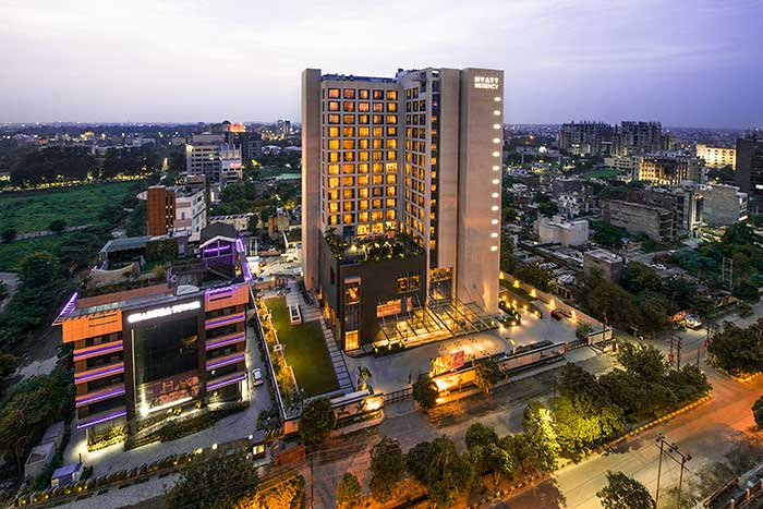 Hyatt Regency Lucknow India