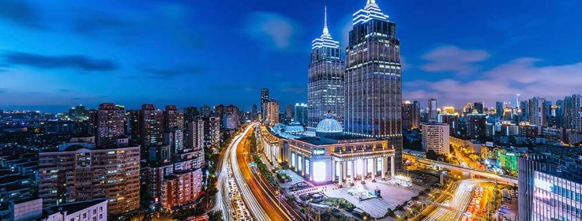 Hyatt Regency Shanghai Hotel Global Harbor