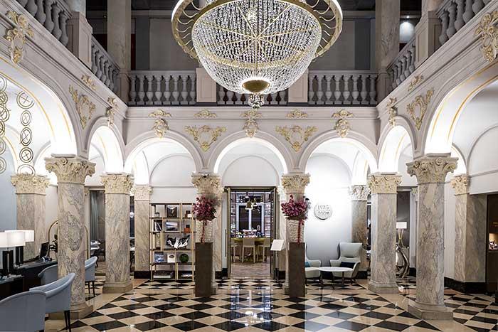 The Ritz Carlton Hotel de la Paix Geneva
