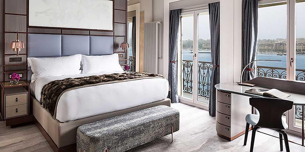 The Ritz-Carlton Hotel de la Paix Geneva