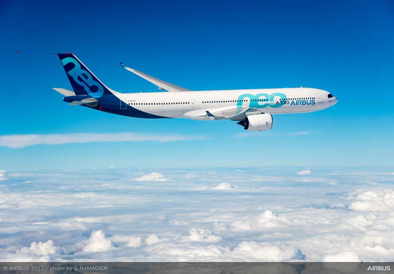 Airbus A330neo first flight