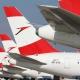 Austrian Airlines anniversary