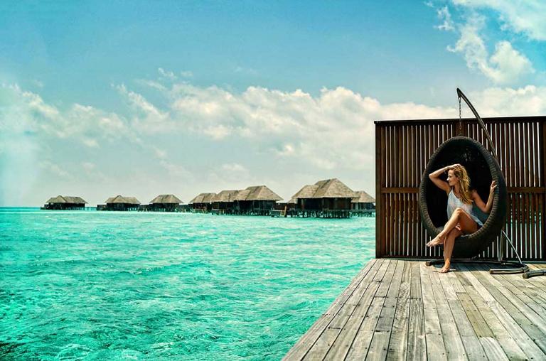 Conrad Maldives Rangali Island offers Instagram Butler