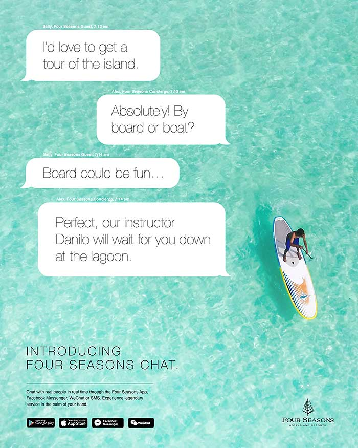 Four Seasons Chat