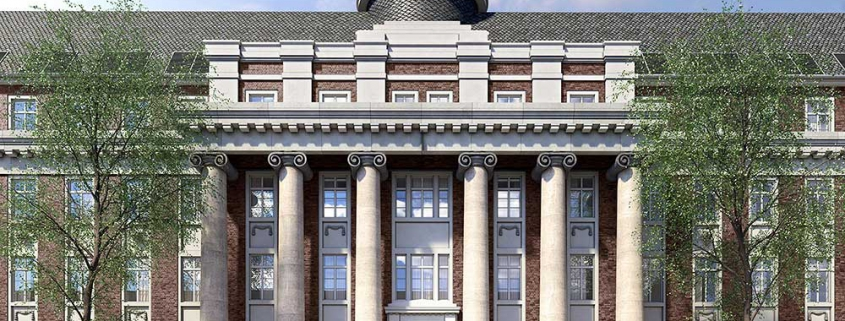 Hyatt House Düsseldorf / Andreas Quartier