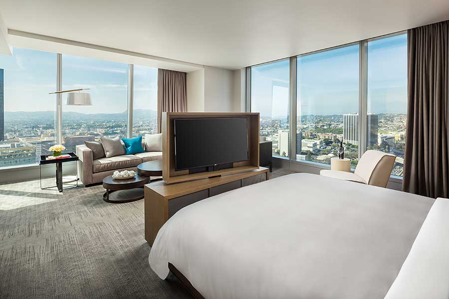 InterContinental Los Angeles Downtown hotel