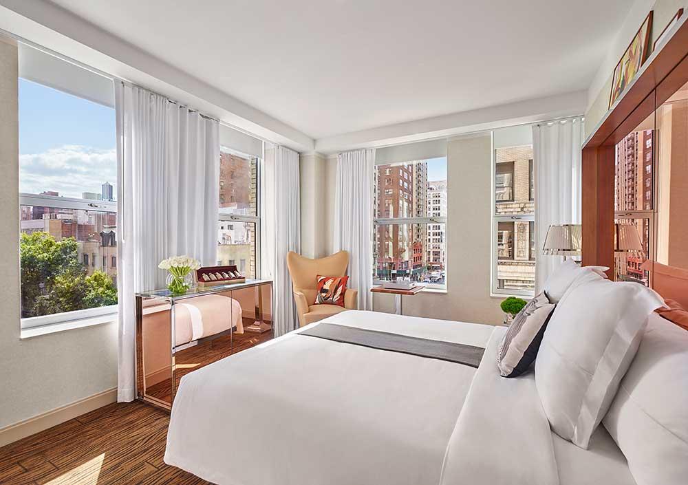 Mondrian Park Avenue Manhattan NYC