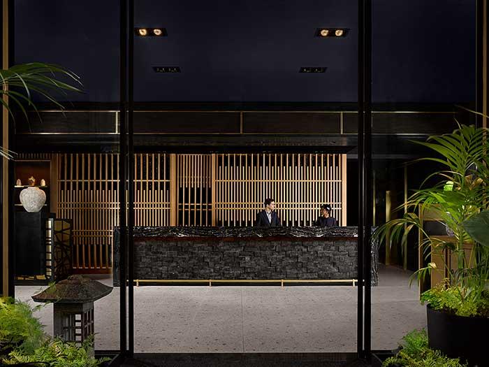 Nobu Hotel Shoreditch London