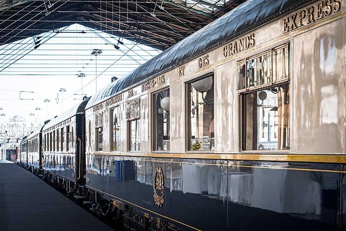 Orient Express train