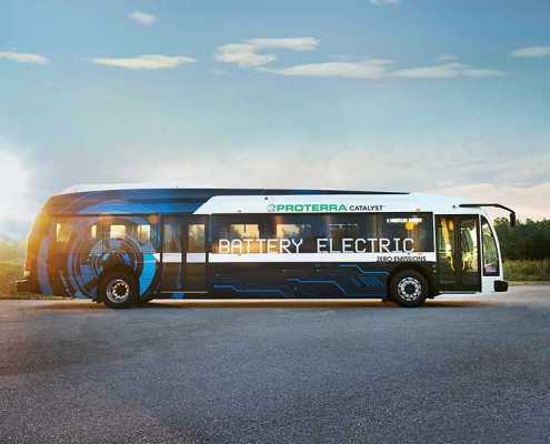 Proterra Catalyst E2 Max Bus