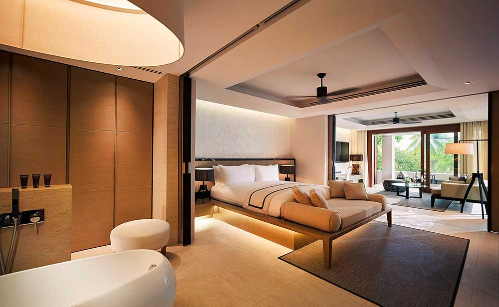 The Ritz-Carlton Koh Samui Hotel