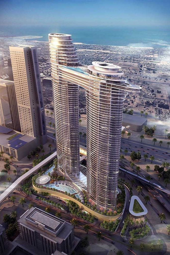 Emaar Hospitality Address Sky View