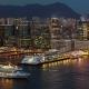 Hong Kong's Ocean Terminal Deck