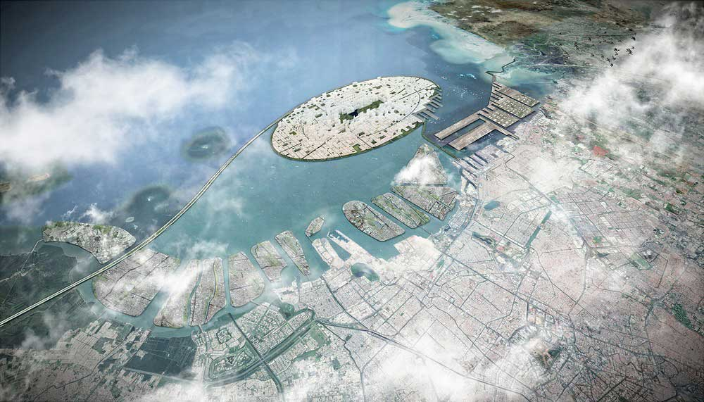 Jakarta Jaya The Green Manhattan