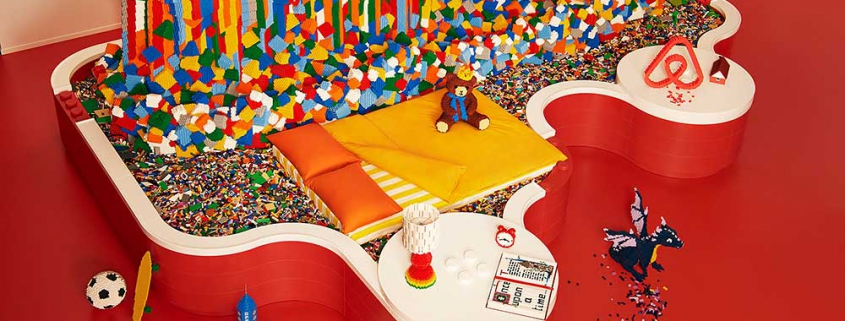 LEGO house Airbnb competion