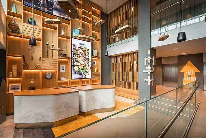 M Social Hotel Auckland New Zealand