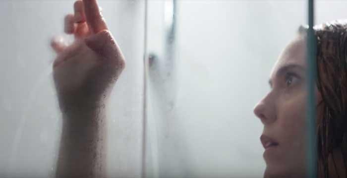 Marriott Shower Door