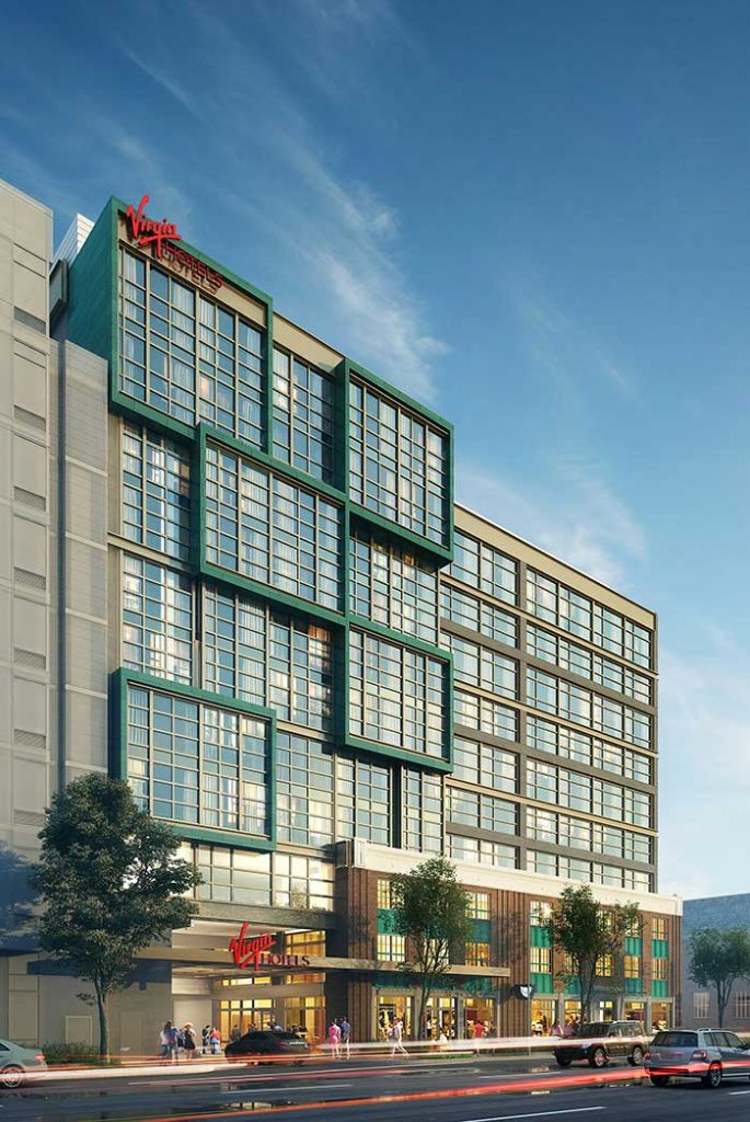 Virgin Hotels Washington