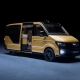 MOIA electric ride pooling vehicle from Volkswagen Group