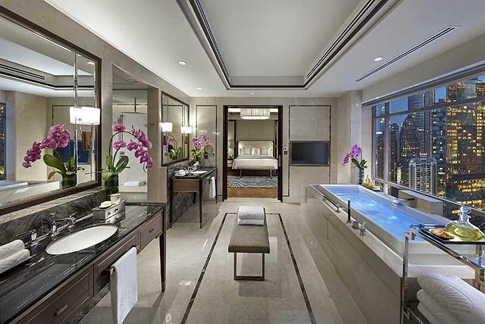 Mandarin Oriental Kula a Lumpur Presidential Suite