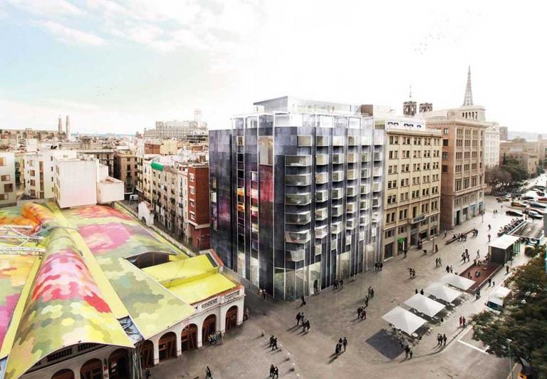 Marriott The Barcelona EDITION hotel