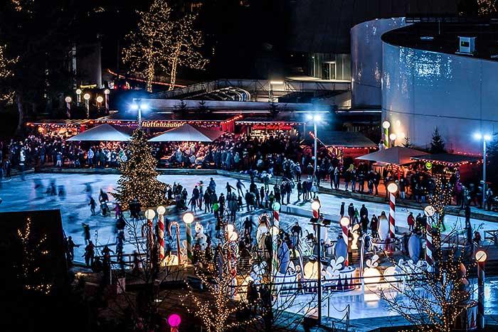 Winterwelt Autostadt Wolfsburg