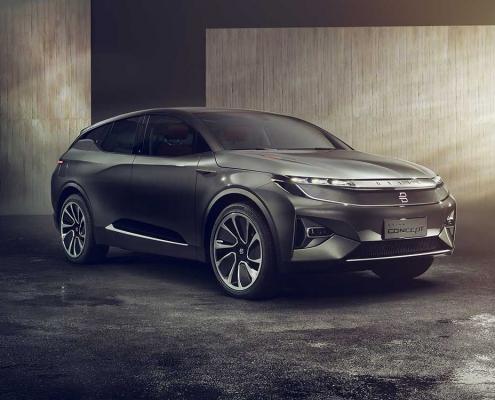 BYTON Concept SUV EV