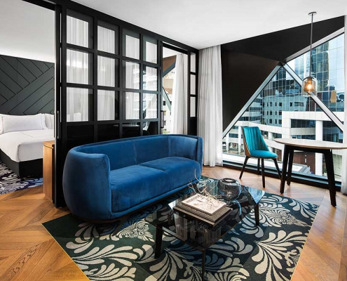 West Hotel Sydney, Curio Collection by Hilton