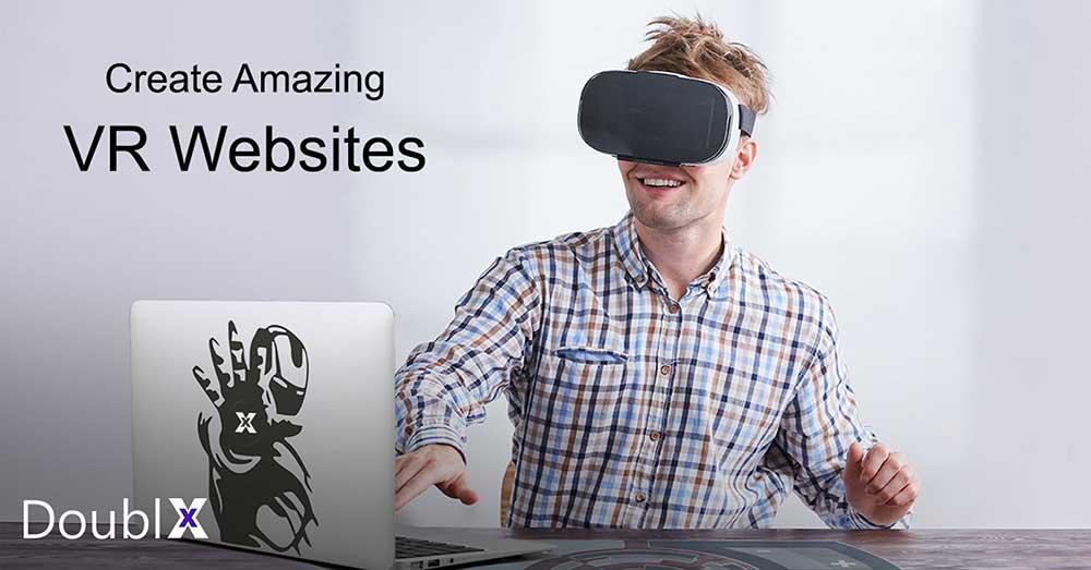 DoublX VR Website