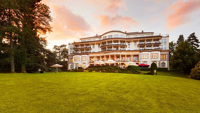 Broermann Hotels Hotel Falkenstein Grand