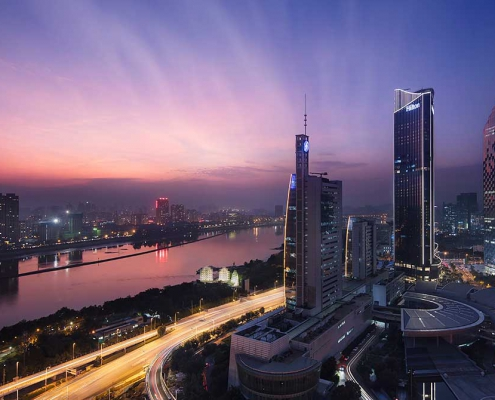 Hilton Fuzhou China