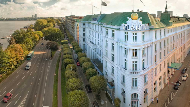 Broermann Hotels Hotel Atlantic Hamburg