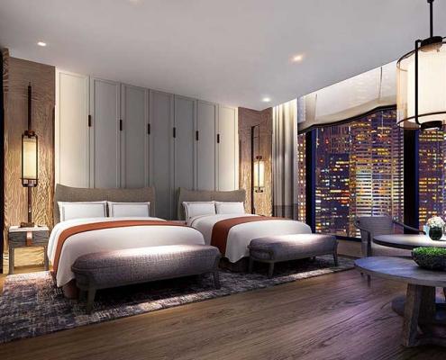 St. Regis Hotel Hong Kong
