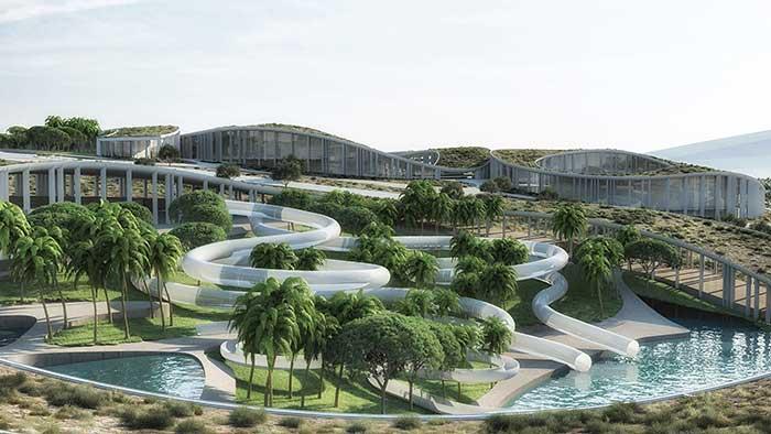 The Tetusa Oasis Thermal Resort