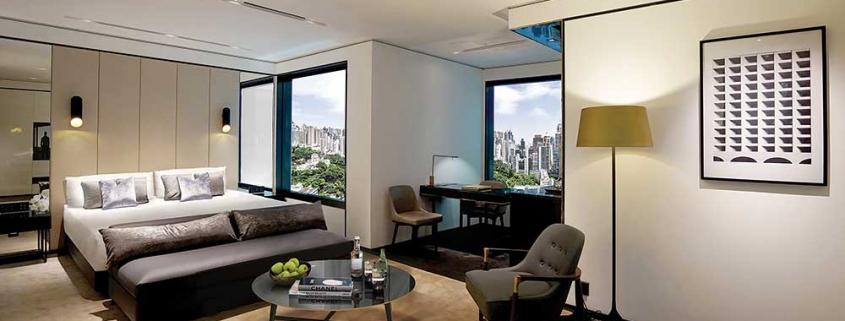 The Murray Hotel in Hong Kong