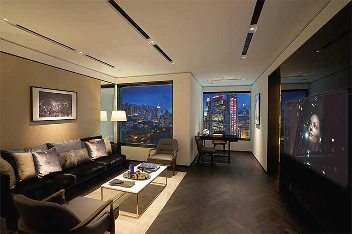 The Murray Hotel in Hong Kong