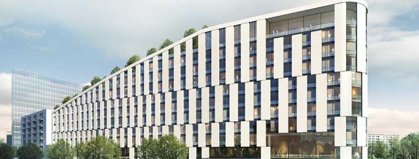 Scandic Hotel in Frankfurt - Scandic Frankfurt Hafenpark Scandic Hotels