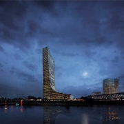 Elbtower Hamburg Hafencity
