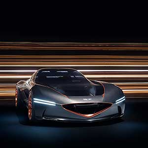 All Electric Genesis Essentia Concept Car Revealed