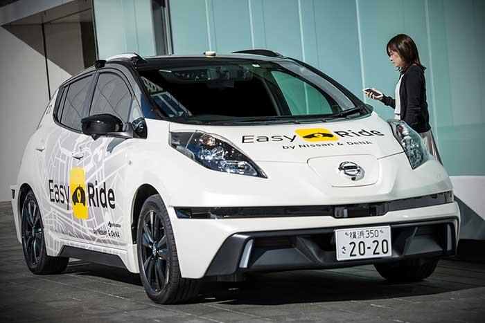 Nissan DeNA Easy Ride