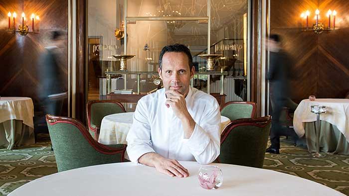 Pascal Meynard at Hotel Ritz Lisbon