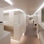 Airbus sleeping modules