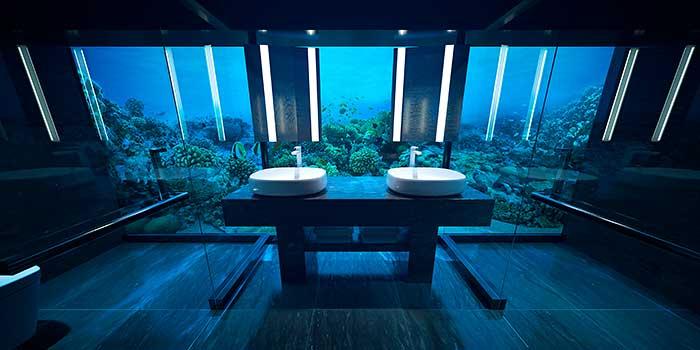 Conrad Maldives Rangali Island Undersea Residence