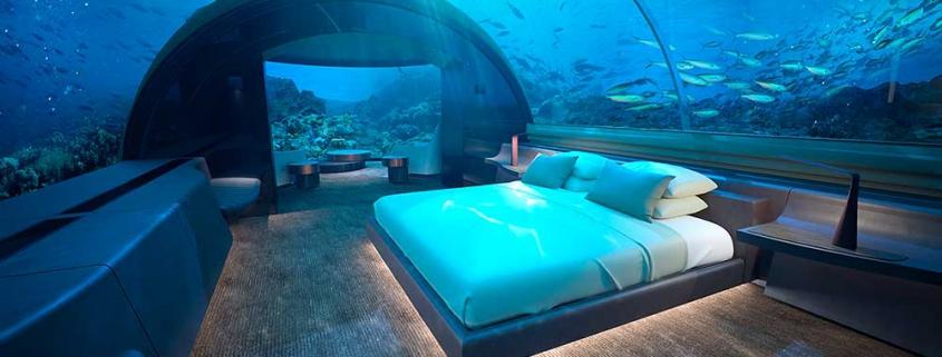 Conrad Maldives Rangali Island Unsersea Residence