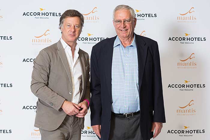 AccorHotels Mantis Group partnership