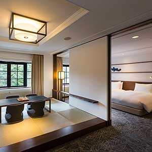 Opening of the first Curio Collection by Hilton hotel in Japan: Kyukaruizawa Kikyo