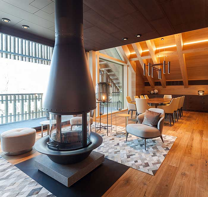 The Chedi Andermatt Gotthard Suite